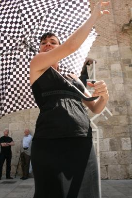 Rosa Angeles Cantaora